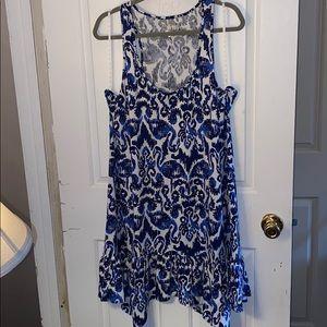 Lilly Pulitzer Hampton Tank Dress